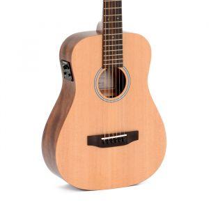 Sigma TM-12E+ Travel Guitar