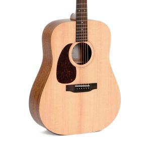 Sigma DMEL Left Handed Electro Acoustic Guitar
