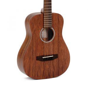 Sigma TM-15E+ Travel Guitar