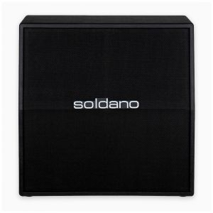 Soldano 4x12 Black Tolex