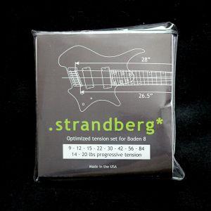 Strandberg Optimized Tension Strings for Boden 8