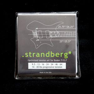 Strandberg Optimized Tension Strings for Boden 7/CL7