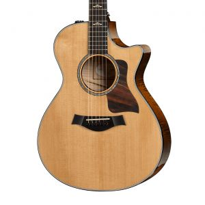 Taylor 612ce Electro Acoustic Guitar