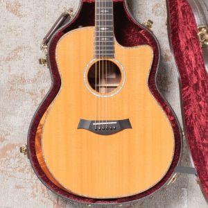 Taylor Custom GO Electro-Acoustic Guitar with Cutaway