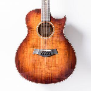 Taylor K66ce Guitarra 12 Cuerdas