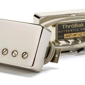 Throbak SLE 101 Plus MXV Guitar Pickup (Aged Nickel)