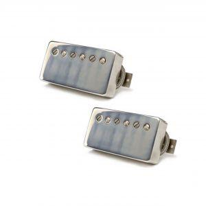 Throbak DT-102 MXV Set (Shiny Nickel)