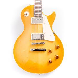 Tokai Vintage Love Rock LS122 HB Plain Top Honey Burst