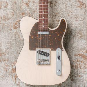 Tokai Vintage ATE124B WBL/R Rosewood White Blonde