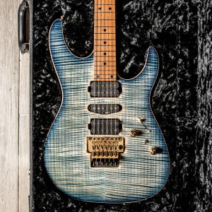 Tom Anderson Angel Natural Arctic Blue Burst