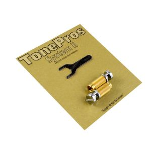 TonePros SCS1-C Locking Studs Standard (Chrome)