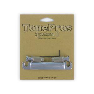 TonePros T7Z-C Tailpiece Metric, 7 String (Chrome)