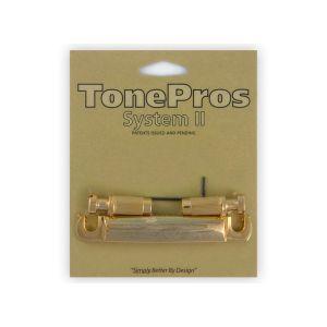 TonePros Tailpiece Metric, 7 String (Gold)