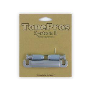 TonePros Tailpiece Metric (Satin Chrome)