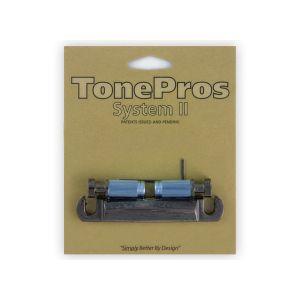 TonePros Tailpiece Standard (Black Chrome)