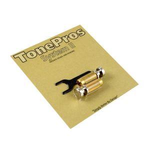 TonePros SNS1-N Tornillos de Bloqueo Standard (Níquel)