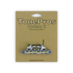 TonePros Tune-O-Matic Bridge, AVR2 with Nashville Post,