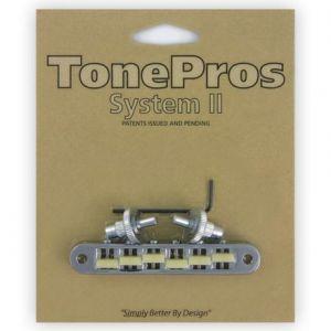 Puente TonePros Tuneomatic Standard, postes pequeños,