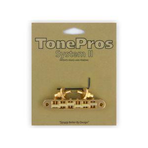 TonePros Tune-O-Matic Bridge Standard, Small Posts,