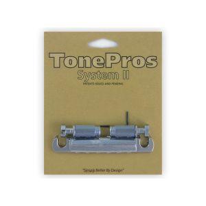 TonePros Tailpiece Standard, Aluminum (Chrome)