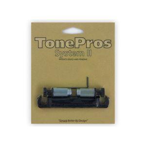 TonePros T1ZSA-B Cordal Standard Aluminio T1ZSA-B (negro)