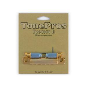 TonePros T1ZSA-G Cordal Standard Aluminio (dorado)