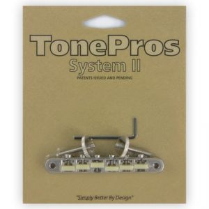 TonePros Tune-O-Matic Bridge, ABR1 Replacement,