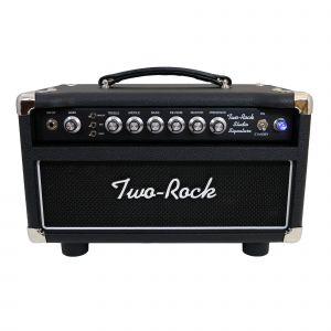 Two-Rock Studio Signature Head Black
