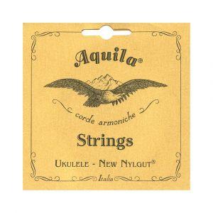 Aquila New Nylgut Ukulele Strings Soprano Regular