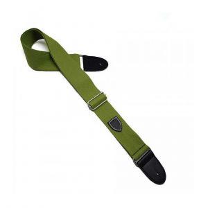 Wingo WS-07D Green Guitar Strap
