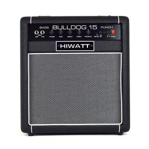 Hiwatt Bulldog 15 Combo de Bajo