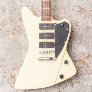 Fret King Esprit 3 Vintage White Demo