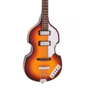 Vintage Reissued VVB4 Violin Bass - Antique Sunburst