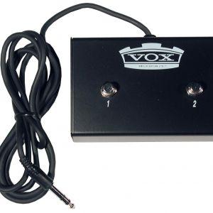 Footswitch Vox VFS2 amplificadores Valvetronix