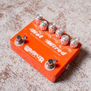 Wampler Hot Wired Overdrive V1 Second Hand