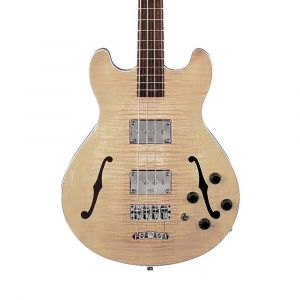 Warwick Star Bass II Flamed Maple 4 Natural