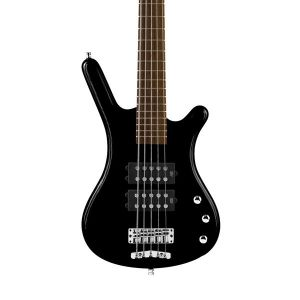 Warwick RB Corvette $$ OF Nirvana Black 5-String Bass