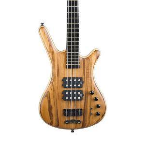 Warwick Corvette $$ Special Edition Tigerwood 4 Electric Bass