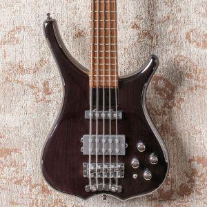 Warwick RockBass Infinity Bajo 5 Cuerdas – Nirvana Black Transparent