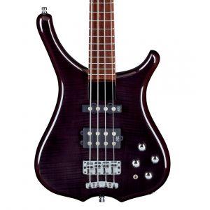 Warwick RockBass Infinity Bajo Eléctrico – Nirvana Black Transparent