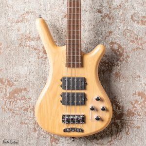 Warwick RockBass Corvette $$ 4 Natural Transparent Satin