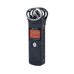 Zoom H1 MB Matte Black Grabadora Digital